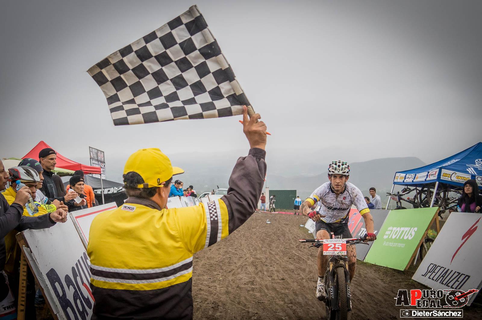 Final del Campeonato Anual de Ciclismo de Montaña 2015